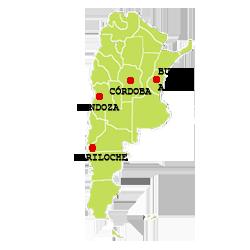 Argentina Maps - Argentina map png
